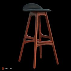 Erik Buck Stool on Behance