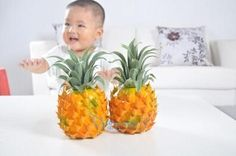 False simulation fruit vegetables ambry of home decoration handicraft decoration simulation model of the pineapple pineapple
