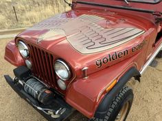 Cj Jeep, Jeep Willys, Jeep Wrangler Jk, Jeep Golden Eagle, Jeep Cj7 Renegade, Custom Jeep, Lifted Chevy Trucks, Jeepers Creepers, Cool Jeeps