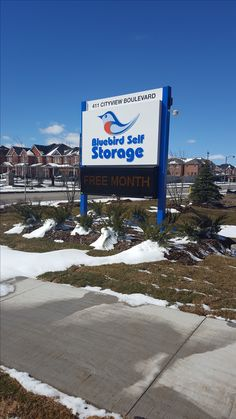 Storage Units in Greater Toronto - Bluebird Self Storage Facilities Self Storage, Secure Storage, Storage Facility, Blue Bird, Great Deals, Ontario, Toronto, The Unit