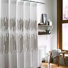 KENNETH COLE Reaction Home Frost 72-Inch x 72-Inch Shower Curtain $49.95 BEST PRICE GUARANTEE FREE WORLD SHIPPING (LOCAL ORDER PICK UP IS ALSO AVAILABLE & GET 20% OFF)
