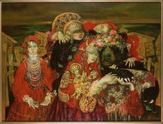 "Oleg Gurenkov ""Adoration of the Bear"""
