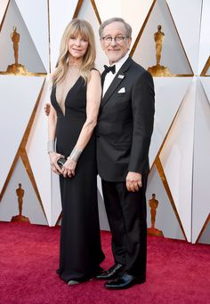 Steven Spielberg And Kate Capshaw  - The Cutest Couples At The 2018 Oscars - Photos