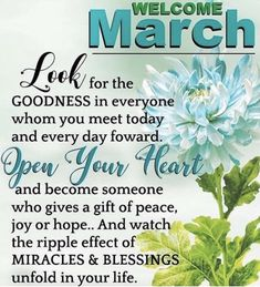 Wall Paper Love Quotes New Years 61 Ideas Month Of March Quotes, Hello March Quotes, Happy New Month Quotes, New Month Wishes, Good Day Quotes, March Month, Good Morning Quotes, Love Quotes, Inspirational Quotes