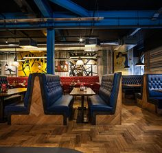 Booths Restaurant and Bar Design Awards