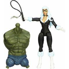 Marvel The Amazing Spider-Man 2 Marvel Legends Infinite Series Skyline Sirens Action Figure
