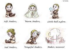 Silly Anders