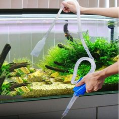Brand New Cleaner Brush Floating Bargain! Magnetic Fish Tank Glass Cleaner