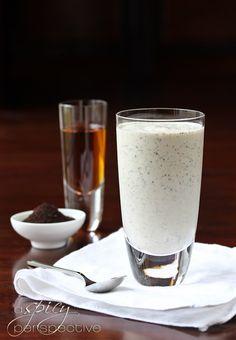 Brandy Java Ice: Brandy Ice + Coffee Milkshake = Divine! via @Sommer | A Spicy Perspective