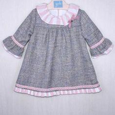 Vestido para niña Bosco Yoedu Invierno