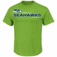 Seattle Seahawks All-Time Great V Tee - Men Seahawks Gear d7b23afec