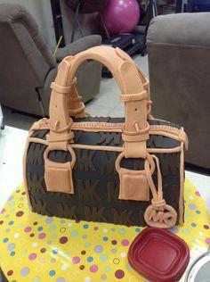 Mk bag Cake