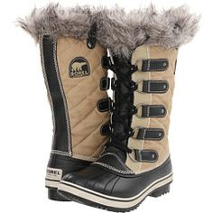 Sorel Tofino Winter boots....just got from Zappos today, very comfortable & cute too.