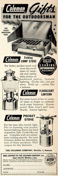 1950 Ad Coleman