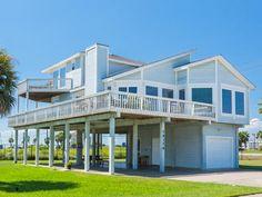 15 inspiring galveston beach view rentals images gulf of mexico rh pinterest com