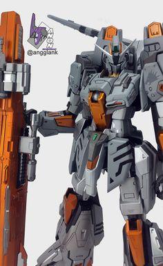 Gundam Wing, Gundam Art, Gunpla Custom, Custom Gundam, Zeta Gundam, Gundam Mobile Suit, Msv, Mechanical Design, Gundam Model