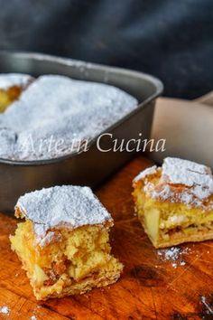 Torta bulgara alle mele dolce veloce Apple Recipes, Sweet Recipes, Cake Recipes, Doce Light, Pie Co, Fairy Food, Cake Calories, Bulgarian Recipes, Romanian Food