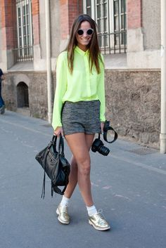 Street-Style Trends of Summer 2012