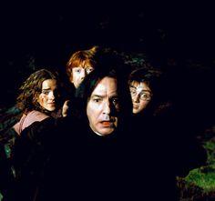 Severus Snape - PoA