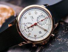 WC [NEW] Portugieser Yacht Club Chronograph 43.5mm IW390501 (Retail:HK$187,000)  Special price:HK$132,000