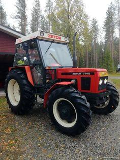 My Favourite Subject, Old And New, Retro, Unique, Tractors, Agriculture, Retro Illustration