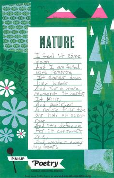 """Nature"" by Anonymous"
