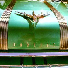 Classic car...Classic hood ornament
