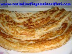 tahinli katmer tarifi Breakfast Items, Breakfast Recipes, Beignets, Turkish Recipes, Ethnic Recipes, Appetisers, Bon Appetit, Sweet Recipes, Cookie Recipes