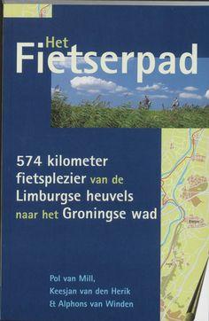 Het Fietserpad (paperback). Het Fietserpad is een variant op het Pieterpad en voert u door de mooiste en meest gevarieerde landschappen van Nederland. Aan de hand van 35 gedetailleerde kaartjes vindt u eenvoudig de ruim 500 km lange weg vanaf het zuidelijkste puntje van Nederland tot aan de rand van de Waddenzee. De tocht is lang genoeg voor een week fietsplezier, maar ook voor zo nu en dan... Day Trips, Boarding Pass, Bike, How To Plan, Vacation, Travel, Camping, Bike Rides, Rice