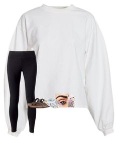 """""""my grandpas leaving tommorow"""" by jada-bug ❤ liked on Polyvore featuring NLY Trend, Jockey, Birkenstock, Marc Jacobs, Casetify and Nasty Gal"""