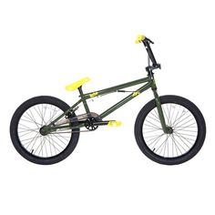 Dave Mirra Leto 20-in. Freestyle BMX Bike - Boys, Green