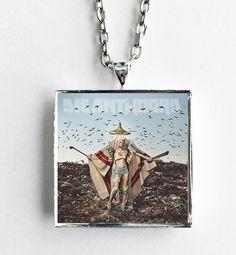 Die Antwoord - Mount Ninji and Da Nice Time Kid - Album Cover Art Pendant…