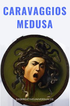 Giclee Print: Medusa, Painted on a Leather Jousting Shield, by Michelangelo Merisi da Caravaggio : Caravaggio, Famous Paintings Michelangelo, Cabaret, Medusa, Graphic Novel, Great Halloween Costumes, Halloween Disfraces, Heritage Image, Poster Size Prints