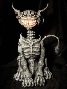 Cheshire Cat  by ~Santani