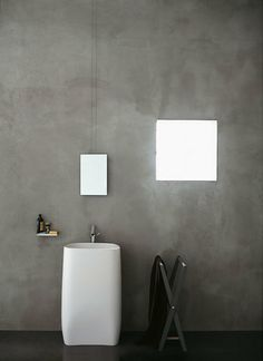 Agape - Bathrooms - Il rito dell'acqua