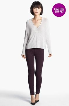 helmut helmut lang brushed knit sweater.