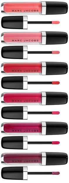 Marc Jacobs Beauty Enamored Hi-Shine Lip Lacquer