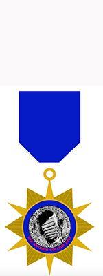 Scobee Fiesta Medal