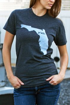 The Home. T - Florida Y'all T. Portion of profit donated to multiple sclerosis research.