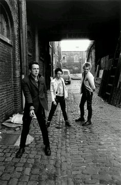 The Clash without Mick Jones