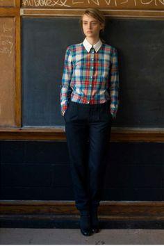 Thom Dolan fall 2012 lookbook