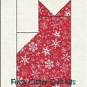 Christmas cats, Easy quilts and Grab bags on Pinterest