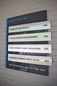 Pin By Tk Nguyen On Wayfinding Directory Signage Directory Signs Directory Signage Wayfinding Signage