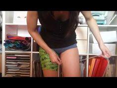 IT WORKS Body Wrap - Ich teste ihn - Anwendung an Schenkeln und Po -Teil 2 - YouTube