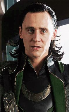 Loki avengers hiddleston tom