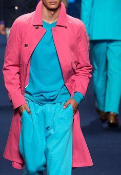 Etro S/S 2015 Menswear