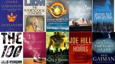 All the books getting turned into movies & TV shows over the next year