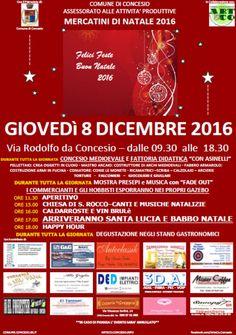 Mercatini di Natale a Concesio  http://www.panesalamina.com/2016/52880-mercatini-di-natale-a-concesio-2.html