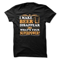 Funny Beer T Shirt   Buy at http://www.sunfrogshirts.com/Beer-T-Shirts-and-Hoodies-Black-47485663-Guys.html?6987