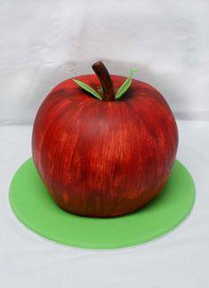 Apple Cake by Verusca.deviantart.com on @deviantART
